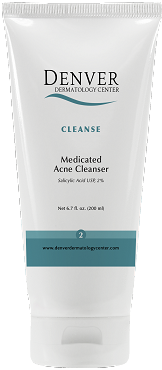 Medicated Acne Cleanser