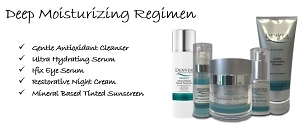 Deep Moisturizing Regimen